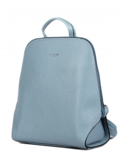 David Jones Backpack 6248-1 LBLUE