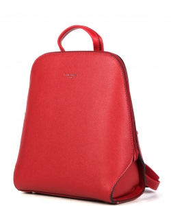 David Jones Backpack 6248-1 RED