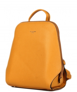 David Jones Backpack 6248-1 YELLOW