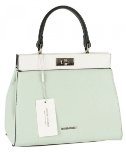 David Jones Handbag 6310-1 PGreen