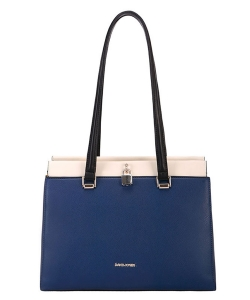 David Jones Handbag 6310-2 Blue
