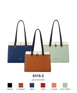 10 pcs David Jones Handbag 6310-2