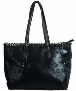 DesignerFashion Handbag A81041 BLACK