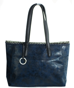 DesignerFashion Handbag A81041 NAVY