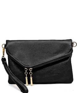 Fashion Crossbody Clutch AD2585 BLACK