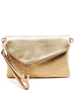 Fashion Crossbody Clutch AD2585 GOLD