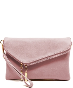 Fashion Crossbody Clutch AD2585 BLUSH