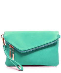 Fashion Crossbody Clutch AD2585 TORQUIOSE