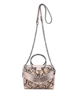 Urban Expressions Angelina Crossbody NATURAL