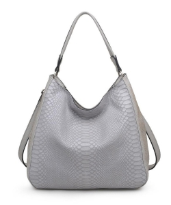 Urban Expressions Annette Hobo Bag GRAY