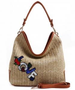 Fashion Collection Tansy Padlock Designer Satchel Handbag As 1622 Khaki Brown