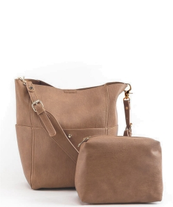 Fashion Shoulder Bag BGA-82068 CAMEL