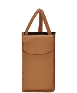 Modern Fashion Cute Crossbody Wallet BGW-2955 CAMEL