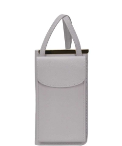 Modern Fashion Cute Crossbody Wallet BGW-2955 LGRAY