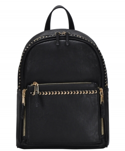 Madison West Jade Backpack BGW-44169 BLACK