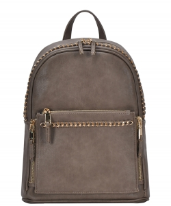 Madison West Jade Backpack BGW-44169 DTAUPE