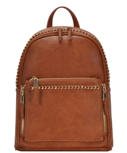 Madison West Jade Backpack BGW-44169 TAN