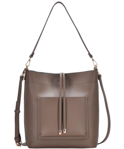 Madison West tote bag comes with a cross-body bag BGW0962