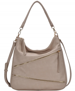 Madison West tote bag BGW16330 LIGHT TAUPE