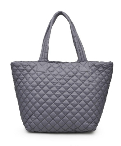 Urban Expressions Breakaway Tote Bag CARBON