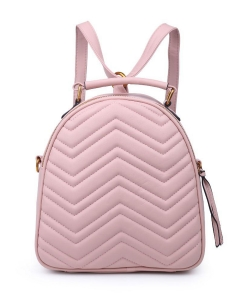 Urban Expressions Cameron Mini Backpack BLUSH