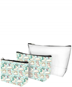3PCS Cosmetic Bags Set CC0020-2