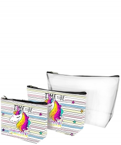 3PCS Cosmetic Bags Set CC0020-3