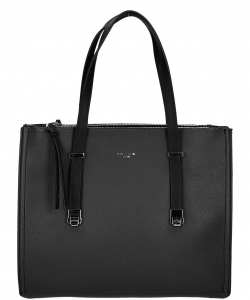 David Jones Tote handbag CM3602 BLACK
