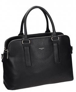 Women's bag CM 3725 DAVID JONES BLACK