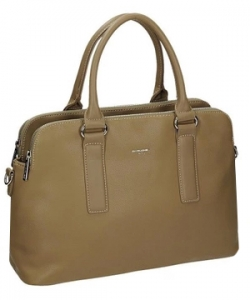 Women's bag CM 3725 DAVID JONES KHAKI