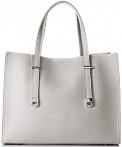 Women's bag CM 3755 DAVID JONES CREAMY GREY