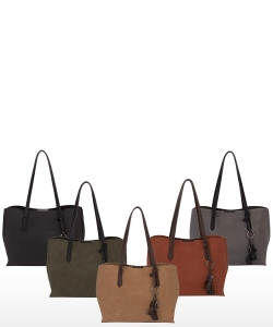 Package of 10 pcs Assorted Color David Jones Tote handbag CM3940