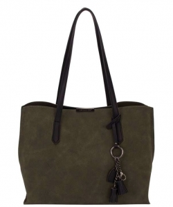 David Jones Tote handbag CM3940 KHAKI