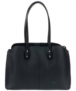 Women's handbag from the brand David Jone CM4030 BLACK