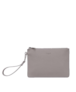 David Jones Wrist Loop Bag CM4051 SILVERY