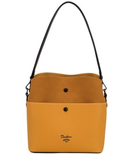 David Jones Womens Bag CM5382 YELLOW