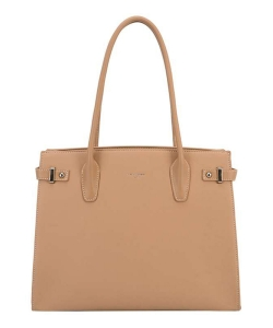 David Jones Handbag CM5602 Camel