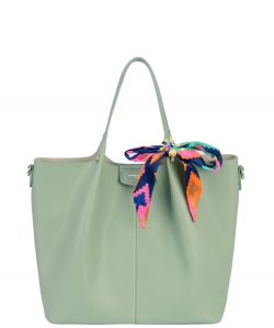 David Jones Handbag CM5623 PALE GREEN