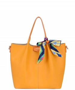 David Jones Handbag CM5623 YELLOW