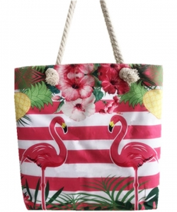 Fashion Canvas Tote Bag CS163