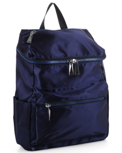 Basic Fashion Color Backpack CS3133 BLUE