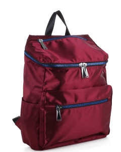 Basic Fashion Color Backpack CS3133 RED