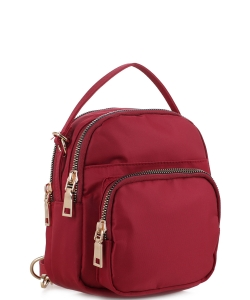 Cute Fashion Trendy Backpack CW-3116 Red