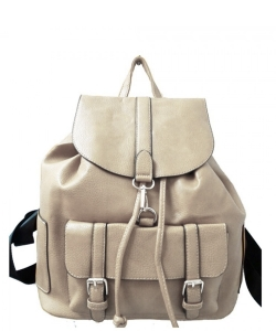 Fashion Backpack F1395 NUDE
