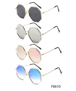 Women's Fashion Sunglasses  F8610