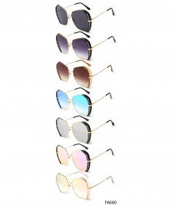 Women's Fashion Sunglasses  F8660