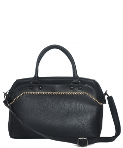 Fashion Satchel FBL001 BLACK