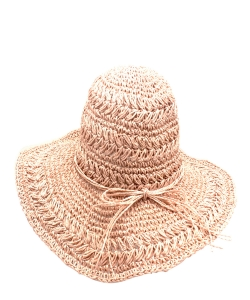 Wide Brimmed Floppy Hat  HA300279 LR