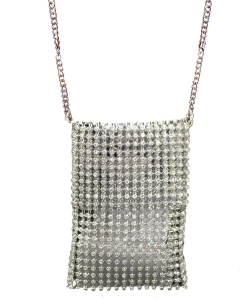 Studded Cellphone Crossbody Bag HX00354