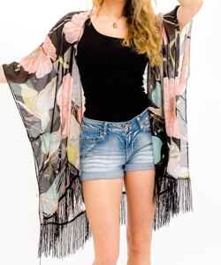 Summer Poncho Scarve Princess KSF184